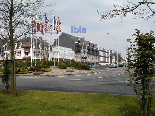 Hotel A Deauville Ibis
